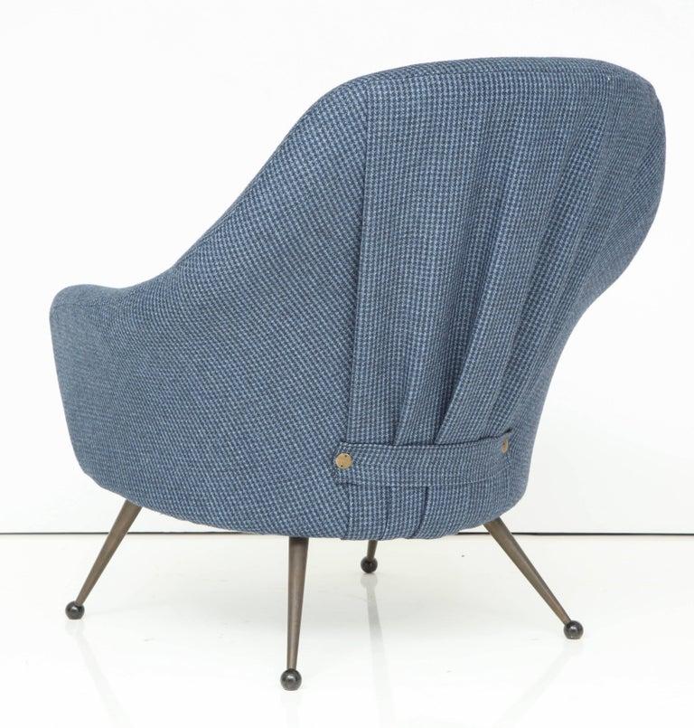 Martingala Armchair by Marco Zanuso for Arflex For Sale 1