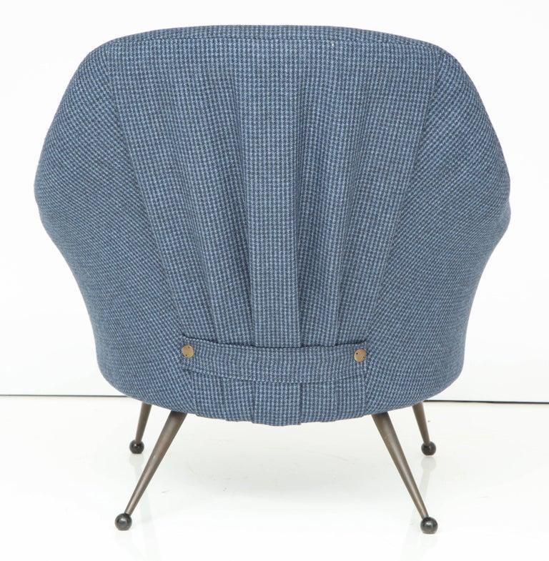 Martingala Armchair by Marco Zanuso for Arflex For Sale 2