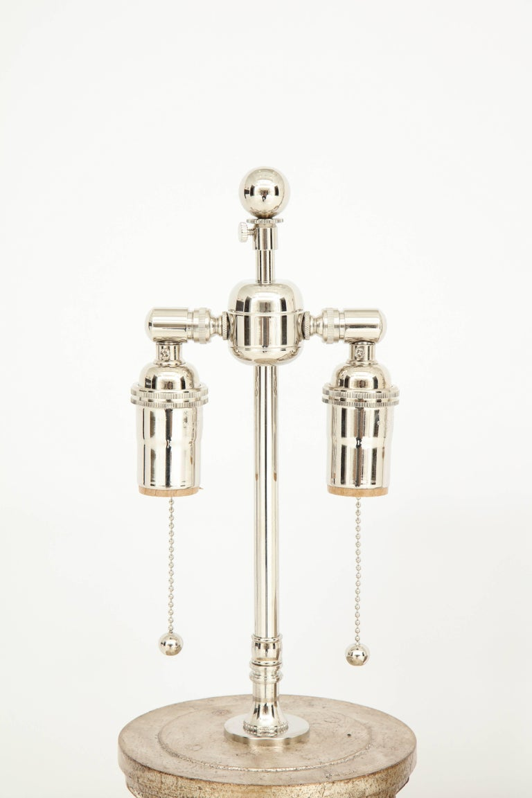 Pair of James Mont Lamps In Excellent Condition For Sale In New York, NY