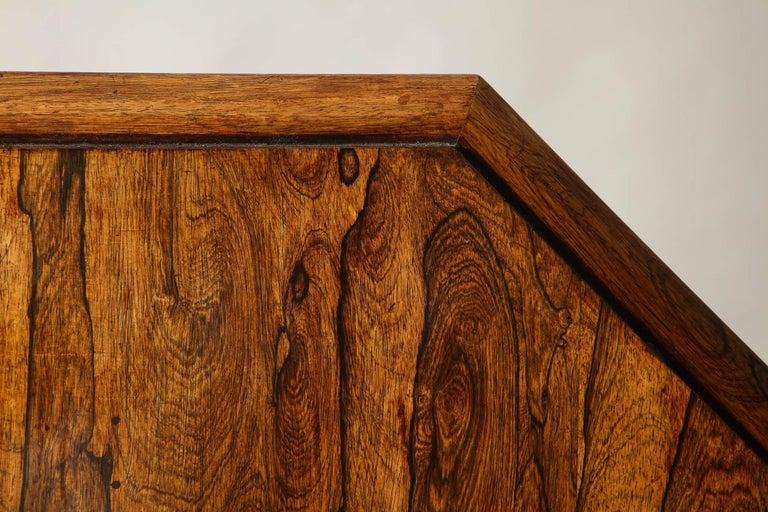 Regency Gilt Bronze-Mounted Rosewood Octagonal Centre Table For Sale 5