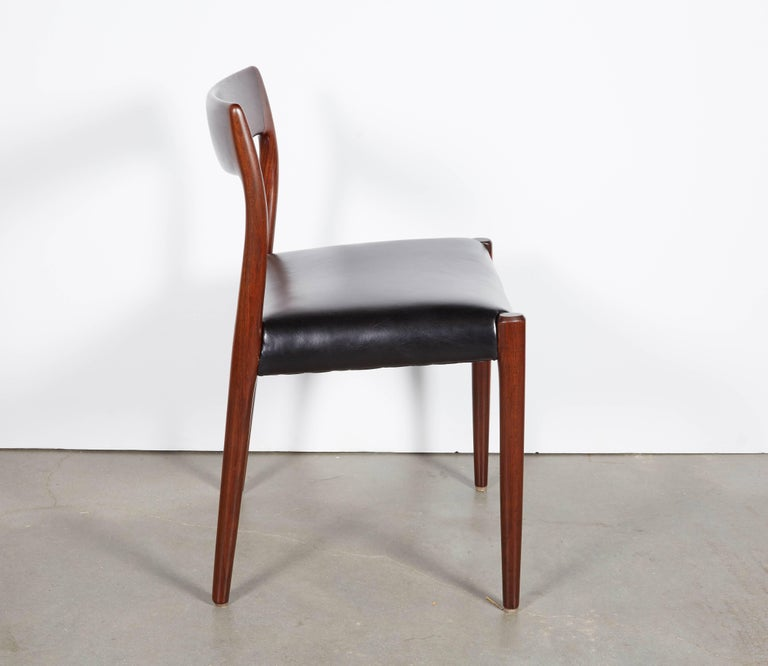 Neils Moller No 77 Dining Chairs, Set of Six 5