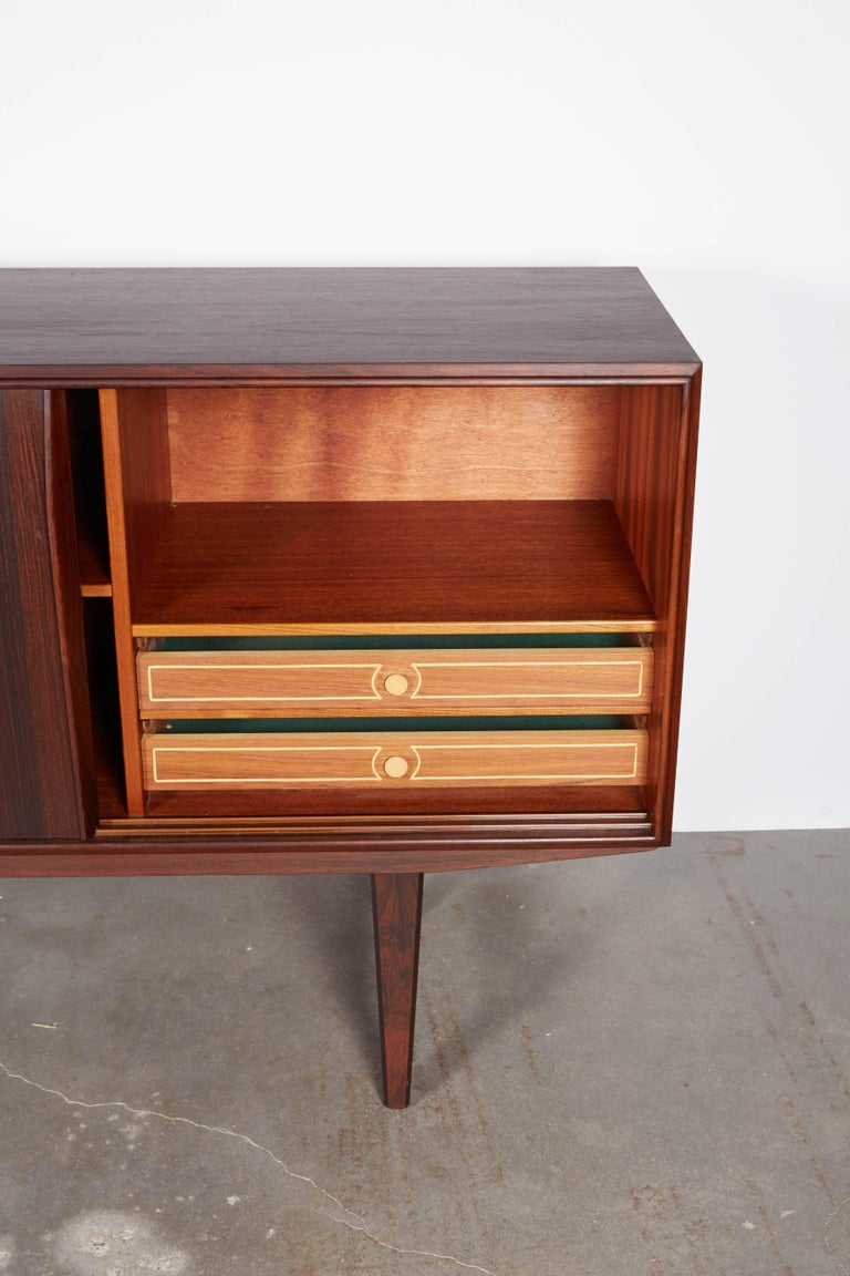 Danish Rosewood Sideboard by E.W. Bach 2