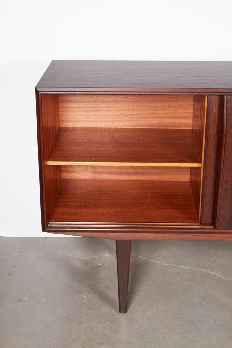 Danish Rosewood Sideboard by E.W. Bach 5