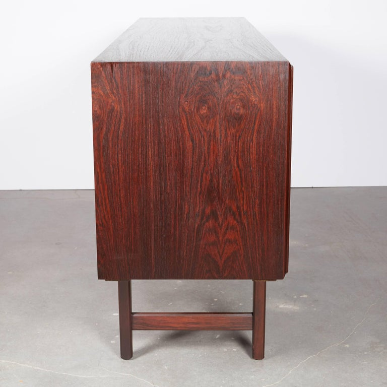 Danish Rosewood Sideboard by E.W. Bach 7