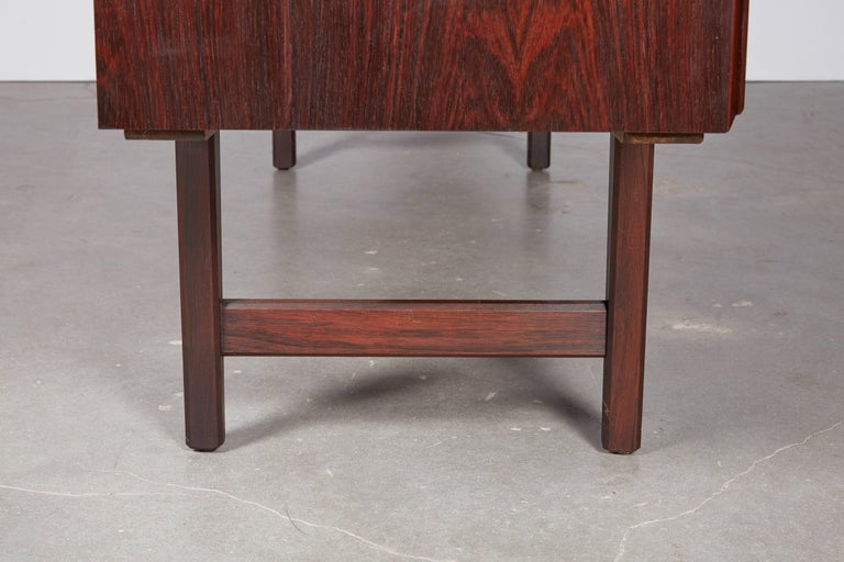 Danish Rosewood Sideboard by E.W. Bach 8