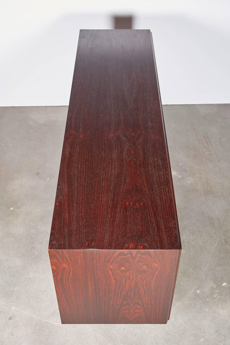 Danish Rosewood Sideboard by E.W. Bach 9