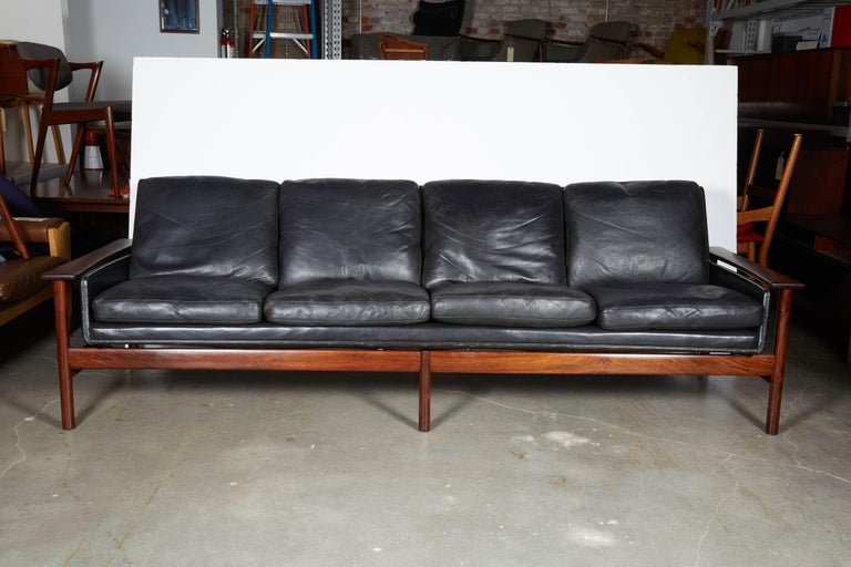 Sven Ivar Dysthe 7001 Leather Sofa 2