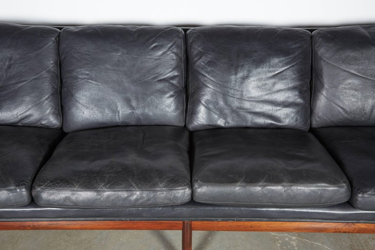 Sven Ivar Dysthe 7001 Leather Sofa 4