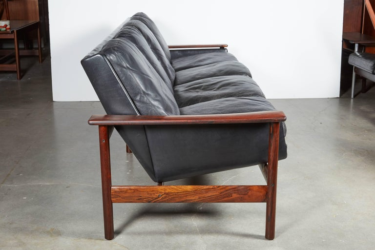 Sven Ivar Dysthe 7001 Leather Sofa 6