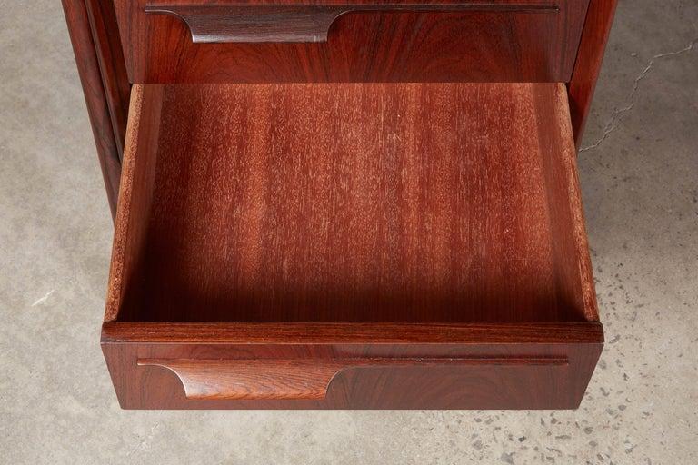 Omann Jun Rosewood Desk 4