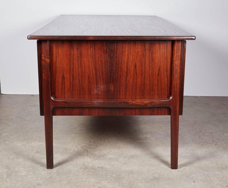 Omann Jun Rosewood Desk 6