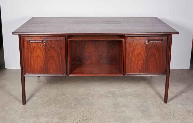 Omann Jun Rosewood Desk 7