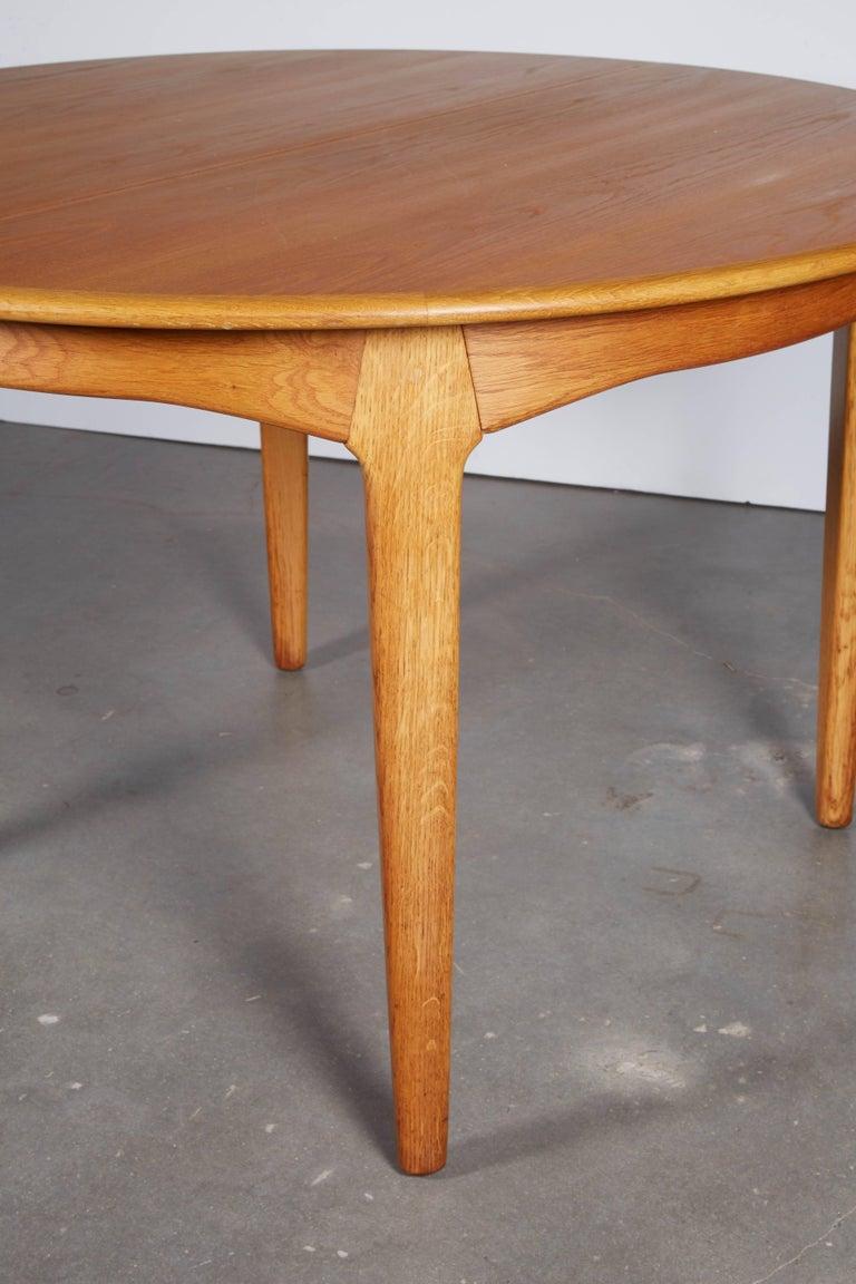Henning Kjaernulf Round Dining Table 3