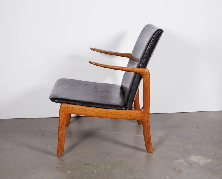 Danish Ole Wanscher Beak Chair For Sale