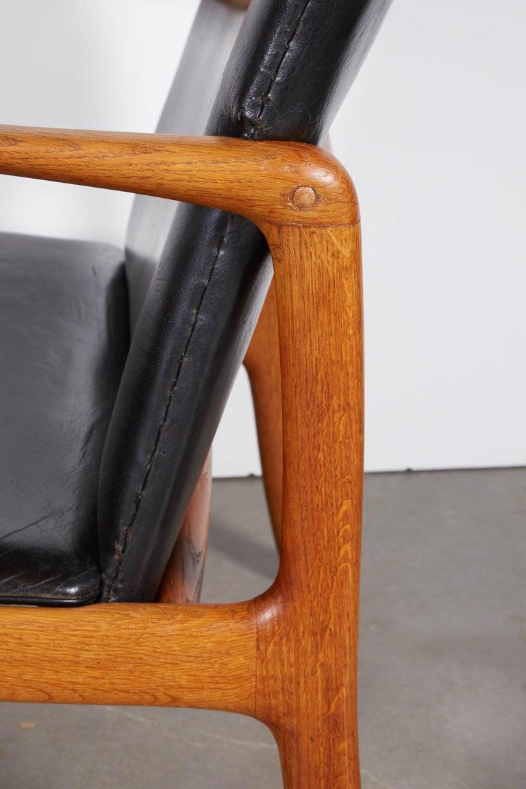 Ole Wanscher Beak Chair 5