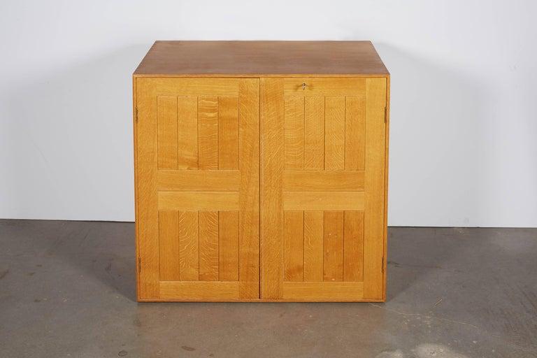 Mogens Koch Oak Cabinet 2