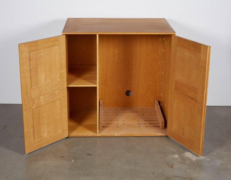 Mogens Koch Oak Cabinet 3