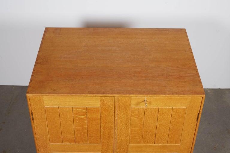 Mogens Koch Oak Cabinet 4