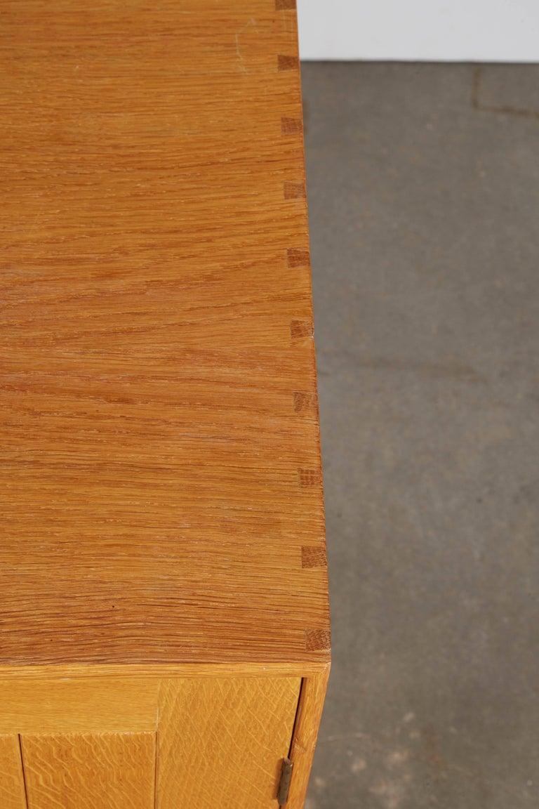Mogens Koch Oak Cabinet 5