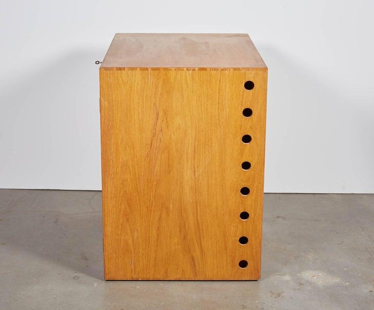 Mogens Koch Oak Cabinet 6