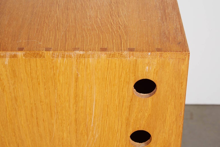 Mogens Koch Oak Cabinet 7