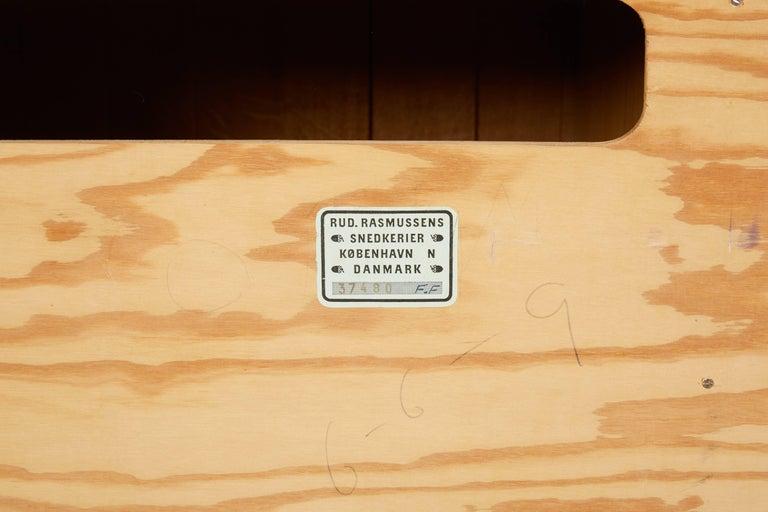 Mogens Koch Oak Cabinet 9