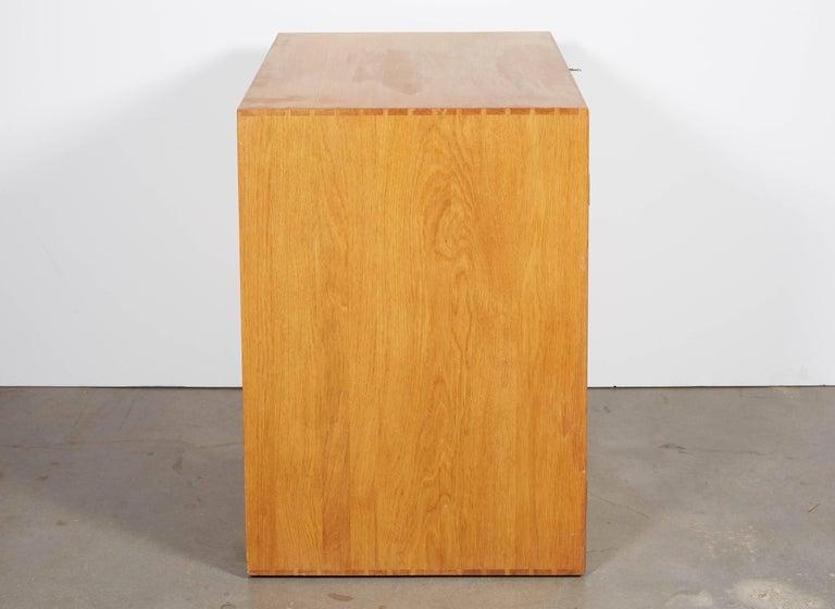 Mogens Koch Oak Cabinet 10