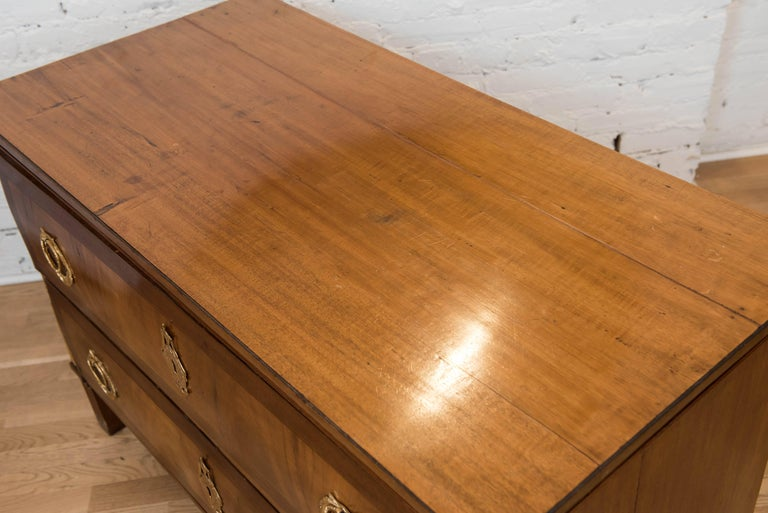 19th Century Continental Two-Drawer Commode For Sale 1