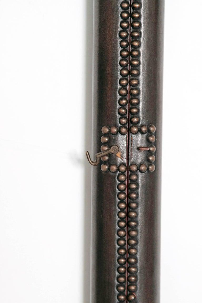 Edwardian Period Mahogany Folding Ladder For Sale 4