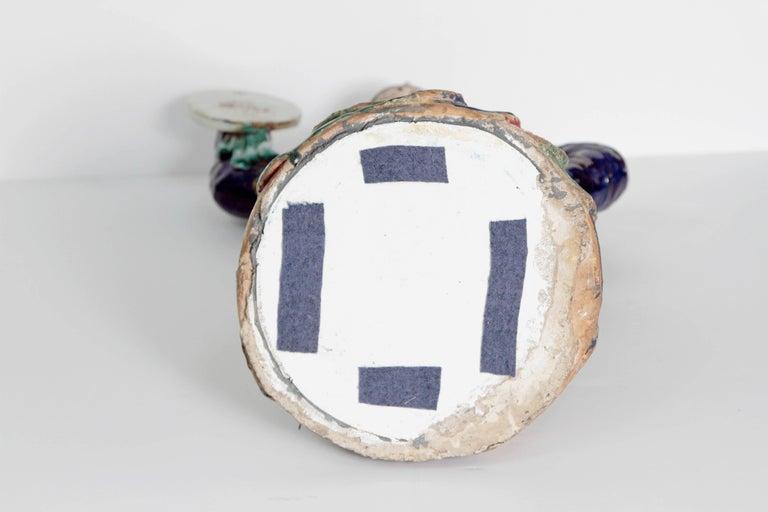 Large Chinese Ceramic Figure 10