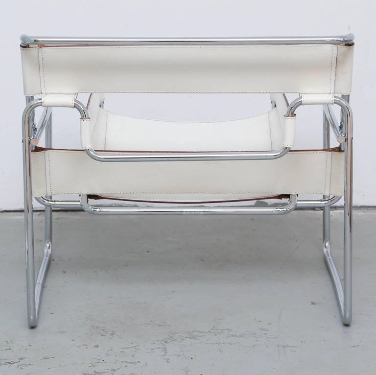 Wasilly Chair by Breuer, Knoll, Gavina, 1960s, Italy For Sale 1