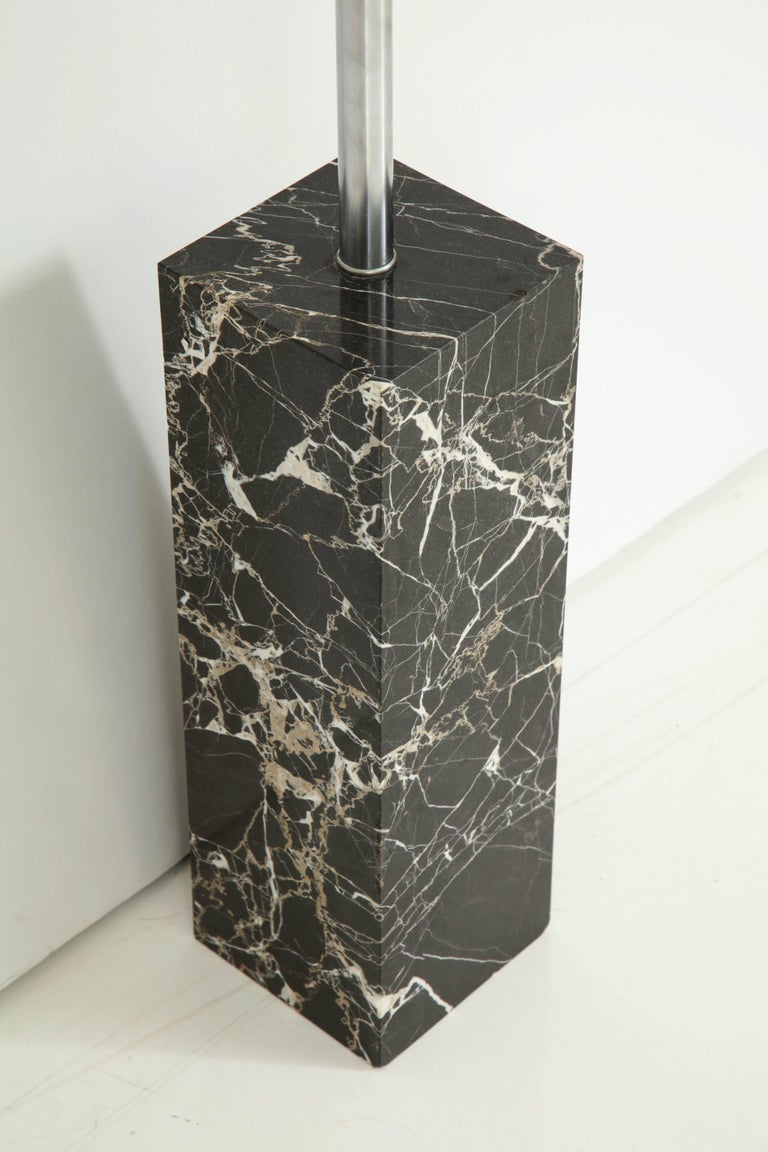 Large Marble Lamp by Nessen 5