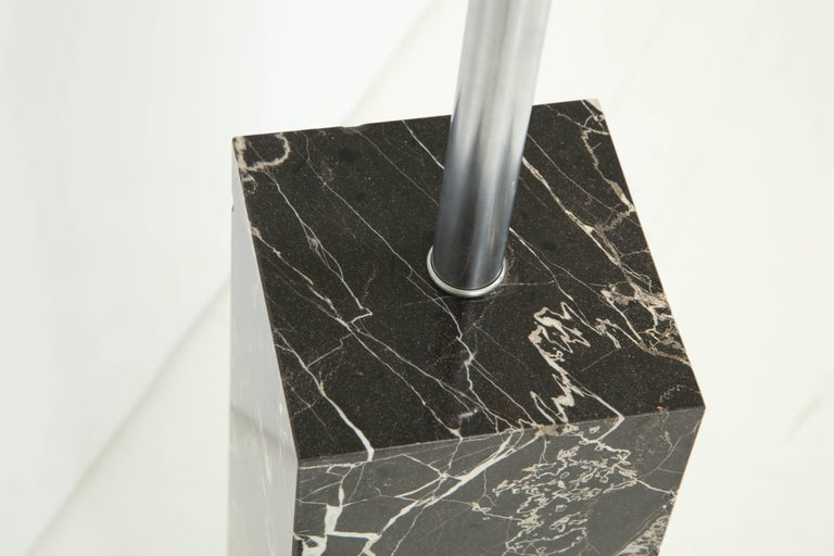 Large Marble Lamp by Nessen 8