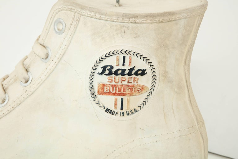 Large Plaster Promotional Bata Sneaker 3