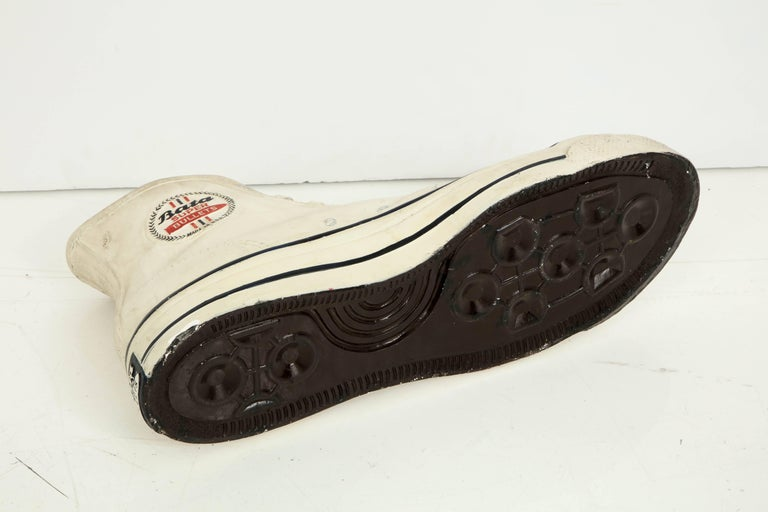 Large Plaster Promotional Bata Sneaker For Sale 3