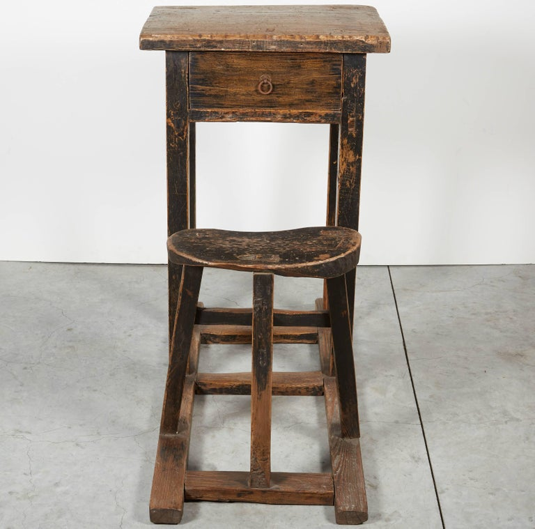 Antique Chinese School Desk For Sale 2