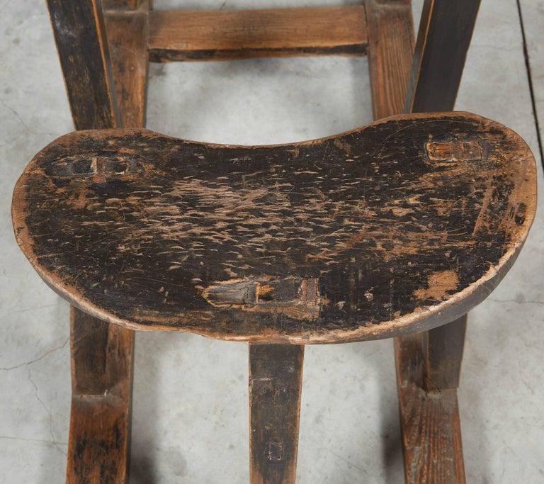 Antique Chinese School Desk For Sale 4