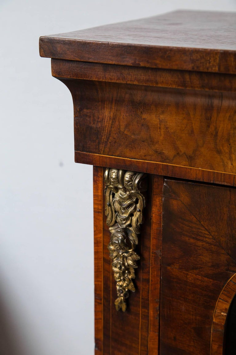 Victorian Period Single Glass Door Cabinet For Sale At 1stdibs