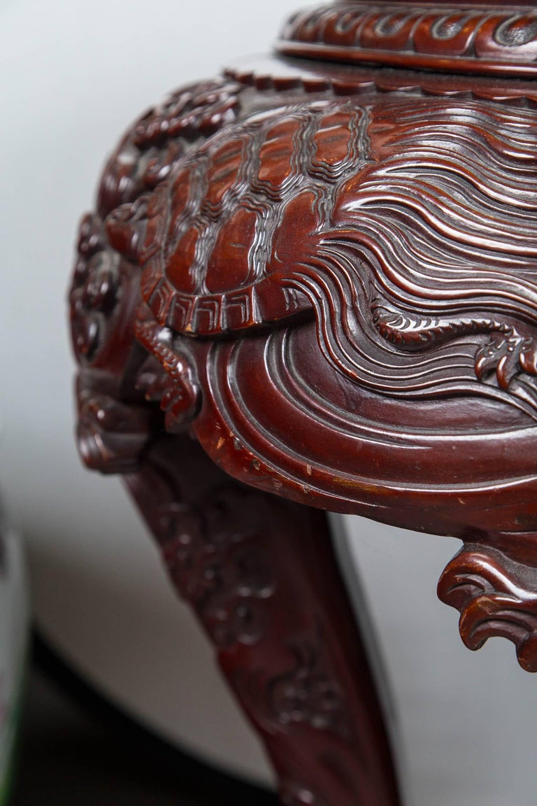 Unusual Japanese Table For Sale 4