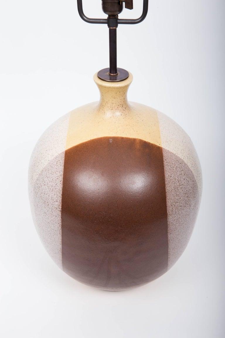 Ceramic Lamp, Attributed to David Cressey 4