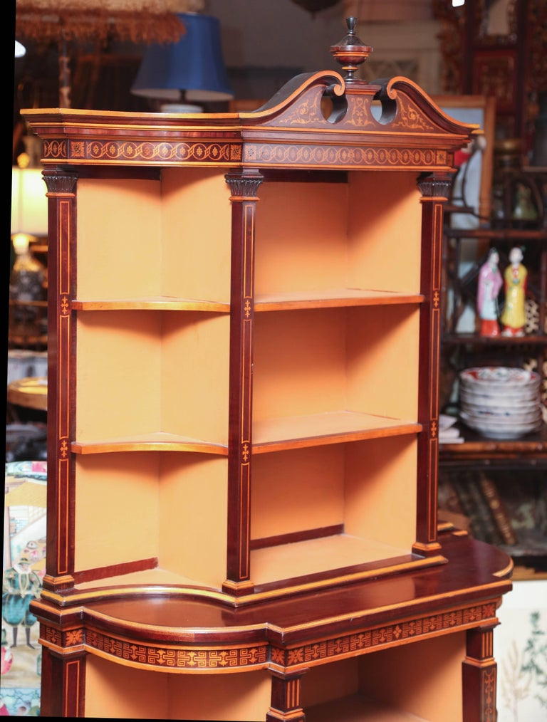 Superb Regency Display Cabinet 2