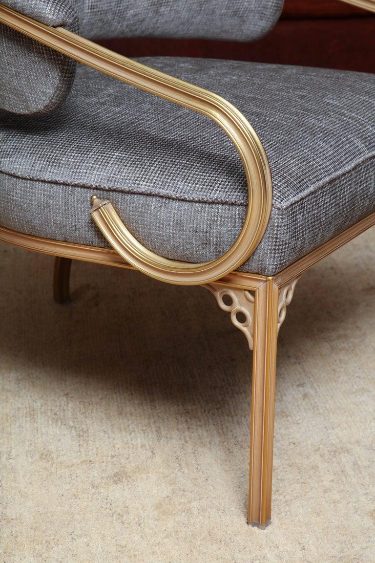Mid-20th Century Pair of Van Koert Lounge Chairs For Sale