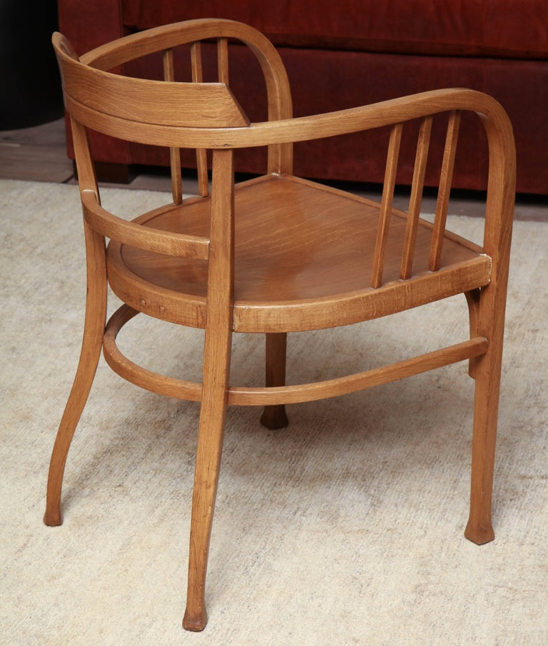 Thonet Armchair For Sale 3