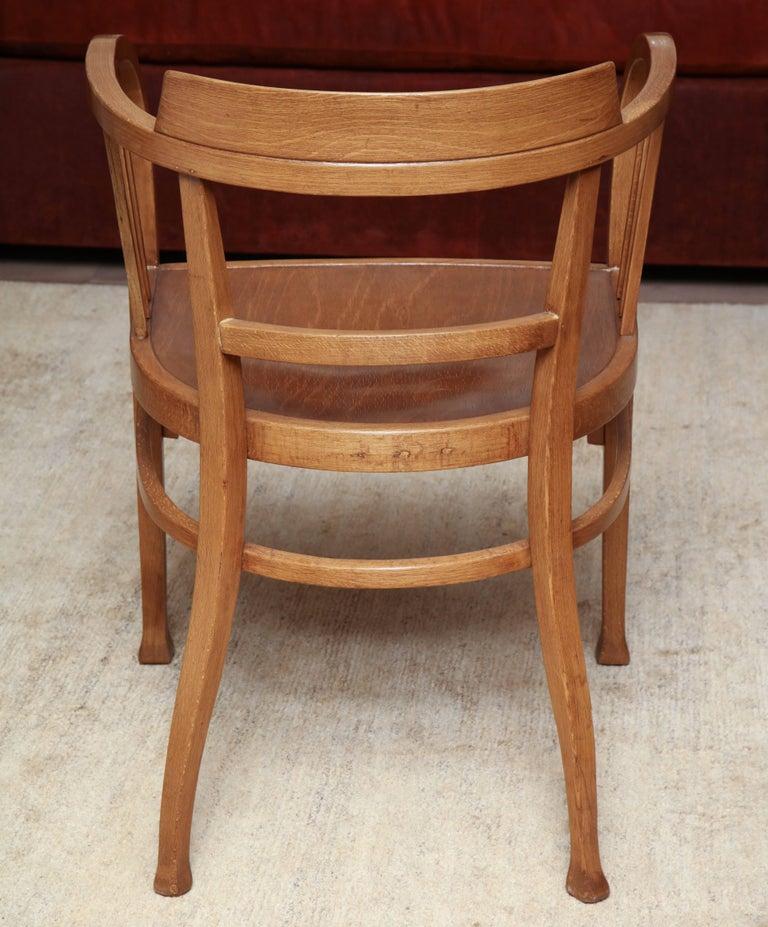 Thonet Armchair For Sale 4