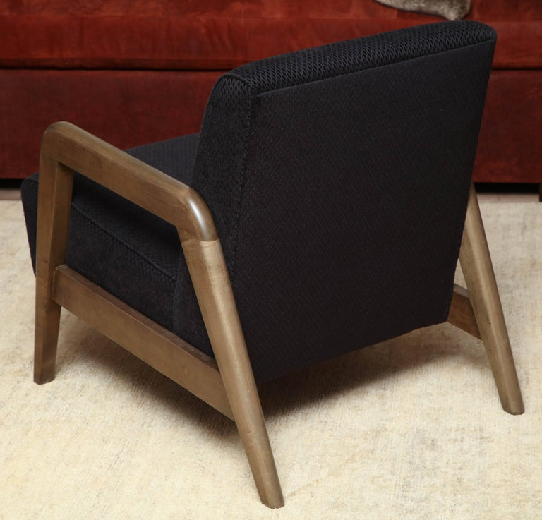 Mid-20th Century Russel Wright Armchair For Sale