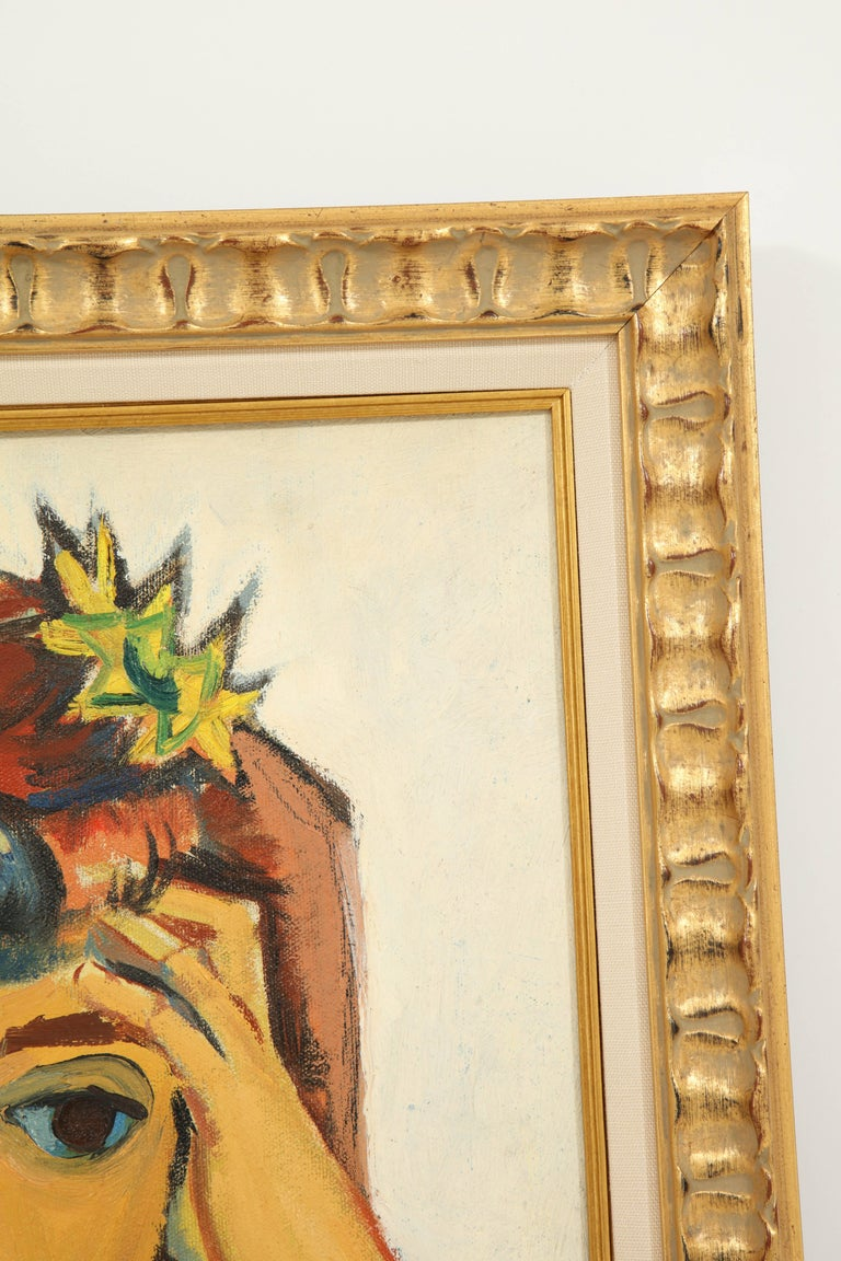 American Painting from the 1940s For Sale