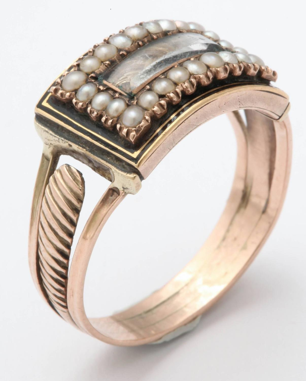 Georgian Memorial Ring At 1stdibs. Detailed Wedding Rings. Small Rings. Libra Rings. Jewelery Wedding Rings. Cluster Engagement Rings. Maryam Rings. Circlet Wedding Rings. Gunmetal Engagement Rings