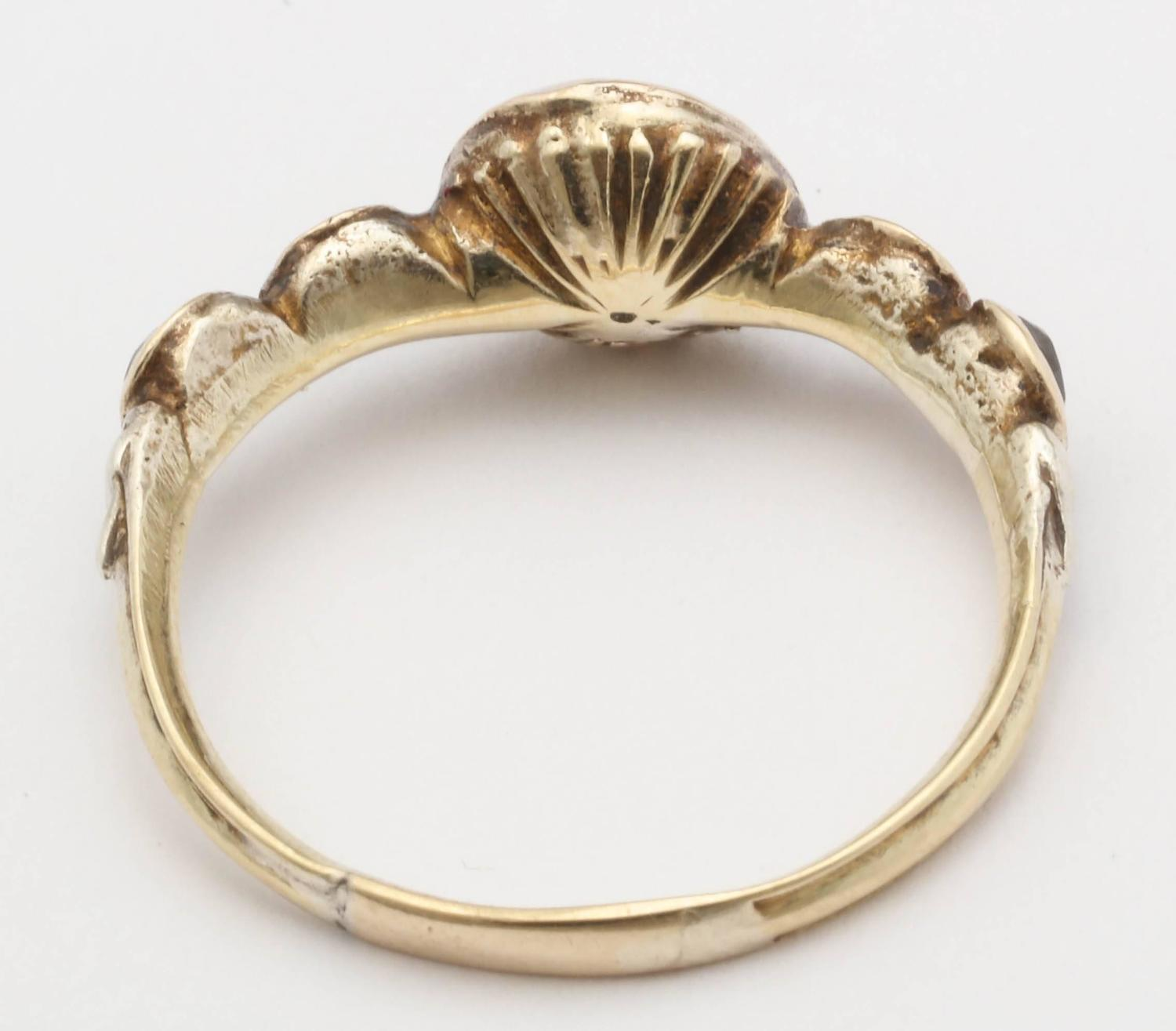 antique georgian chrysoprase gold ring for sale at 1stdibs