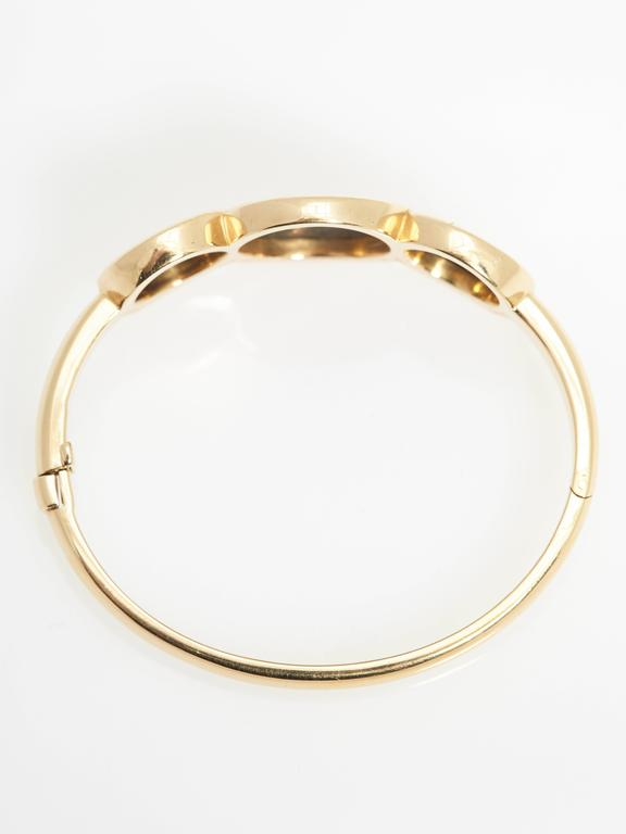 Bulgari Unusual Iconic Monete Bracelet For Sale 1