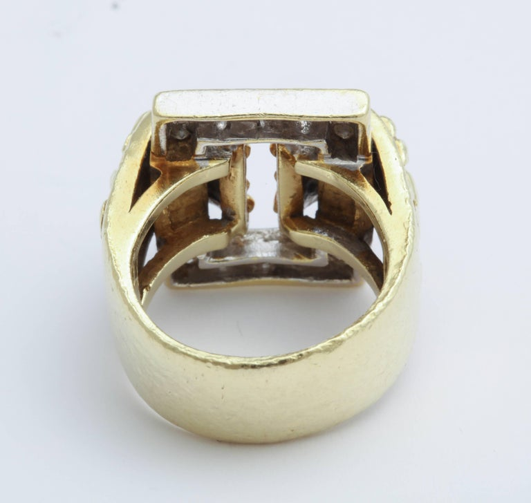 Tiffany & Co. Diamond Ring In Excellent Condition For Sale In New York, NY